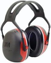 Oorkappen 3M Peltor X3A, met hoofdband