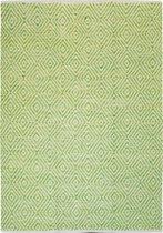 Kayoom - Vloerkleed - Tapijt - Aperitif 310 - Groen - 160x230cm
