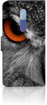 Xiaomi Redmi K20 Pro Telefoonhoesje met Pasjes Uil
