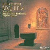 Rutter: Requiem / Layton, Polyphony, Bournemouth Sinfonietta