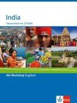Abi Workshop. India. Klasse 11/12 (G8); KLasse 12/13 (G9). Themenheft mit CD-ROM