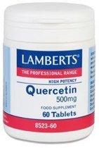 Lamberts Quercetine 500 mg - 60 tabletten