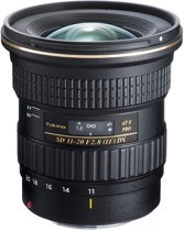Tokina AT-X 11-20 F2.8 PRO DX SLR Ultra-wide lens Zwart