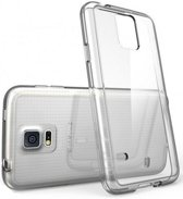 Samsung Galaxy S5 Ultra 0,3mm Siliconen Gel TPU Hoesje/ Case/ Cover Transparant Naked Skin