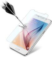 Cellularline TEMPGLASSGALS6 Galaxy S6 Doorzichtige schermbeschermer 1stuk(s) schermbeschermer