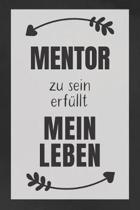 Mentor zu sein