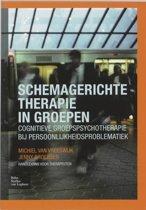 Omslag van 'Schemagerichte therapie in groepen'