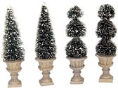 Cone-shaped & sculpted topiaries LEMAX