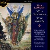 Missa Salve Regina & Messe Solennee