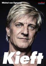Boekomslag van 'Kieft - biografie Wim Kieft'