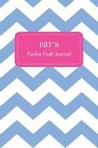 Pat's Pocket Posh Journal, Chevron
