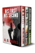 Alicia Friend Investigations Books 1-3 Box Set: His First His Second, In Black In White, With Courage With Fear