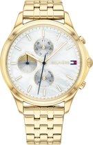Tommy Hilfiger TH1782121 Horloge  - Staal - Goudkleurig - Ø  39 mm