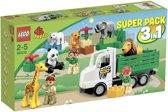 LEGO DUPLO Super Pack Dierentuin - 66430