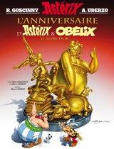 Boek cover Asterix - Lanniversaire dAstérix et Obélix - nº34 van Rene Goscinny