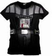 Merchandising STAR WARS - T-Shirt Vader Suits (L)