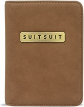 SUITSUIT Fab Seventies Dames Paspoorthoes - Golden Brown