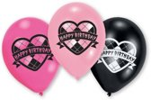Amscan Ballonnen High School Birthday 23 Cm