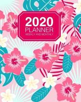 2020 Planner Weekly And Monthly