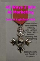 40 Ways 2 Win at Marketing