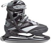 Nijdam 0108 Pro Line IJshockeyschaats - Maat 48 - Schaatsen - Mannen - Zwart