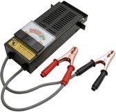 Carpoint Auto Accutester Metaal - Geschikt Voor 6 en 12 Volt Accu's