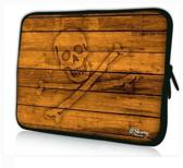 Sleevy 15,6 inch laptophoes piraten - laptop sleeve