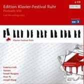 Portraits Viii - Edition Klavier-Festival Ruhr Vol