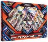 Pokémon Shiny Tapu Koko GX Box - Pokémon Kaarten