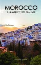 Morocco 5 x 8 Weekly 2020 Planner: One Year Calendar