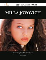 Milla Jovovich 213 Success Facts - Everything you need to know about Milla Jovovich