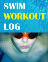 Swim Workout Log