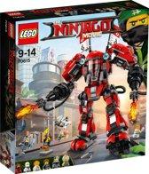 LEGO NINJAGO Movie Vuurmecha - 70615