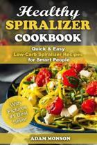 Healthy Spiralizer Cookbook