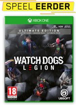 Watch Dogs Legion: Ultimate Edition - Xbox One