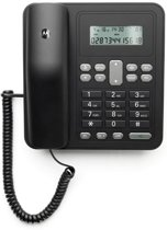 Motorola CT320 - Vaste telefoon - NL -  LCD Display - Zwart