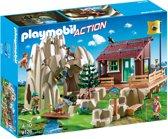 Playmobil Action: Bergbeklimmers Met Berghut (9126)