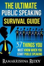 The Ultimate Public Speaking Survival Guide