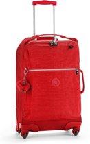 Kipling Darcey Handbagagekoffer 55 cm Vibrant Red