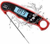 Voedsel Thermometer - Digitale keuken thermometer - Inklapbare sonde - Digitaal