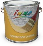Grind vloercoating - Vloerverf / coating voor grindtegels en grindvloeren (steentapijt, marmertapijt) - Antraciet - 2,5 Kilo