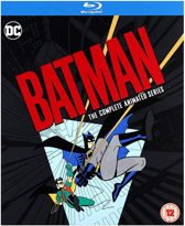 Batman The Animated Series Complete (blu-ray) (Import)