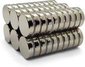 Super sterke magneten - Rond - 20 x 5 mm - 60 Stuks