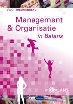 Management en organisatie in balans 2 vwo theorieboek
