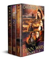 The Djinn Wars, Books 1-3