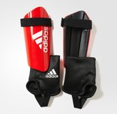 adidas Ghost Club Shin Guards - Scheenbeschermer - Unisex - S - Red