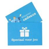 bol.com cadeaukaart verpakking - Envelop