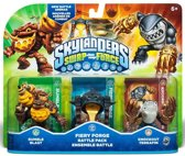 Skylanders Swap Force: Battle Pack Bumble Blast, Knockout Terrafin, Fiery Force