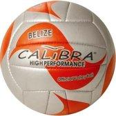 Calibra Beachvolleybal Belize Oranje/zilver Maat 5