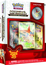 Pokemon Kaarten 20th Anniversary Tin box 08 Vicinti